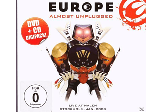 Europe - Almost Unplugged - (DVD + CD)