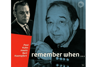 Paul Kuhn - Remember When (Paul Kuhn Meets Bert Kaempfert) [CD]