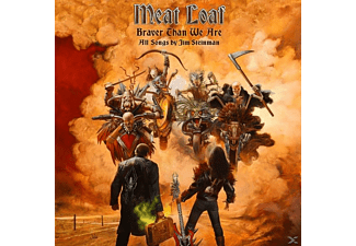 Meat Loaf - Braver Than We Are | CD
