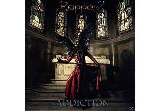 Kopper 8 - Addiction - (CD)