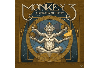 Monkey 3 - Astra Symmetry - (CD)