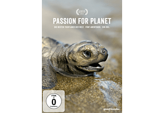 Passion for Planet [DVD]