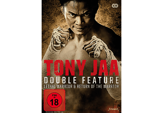 Tony Jaa Double Feature [DVD]