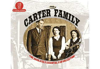 The Carter Family - Absolutely Essential [CD]