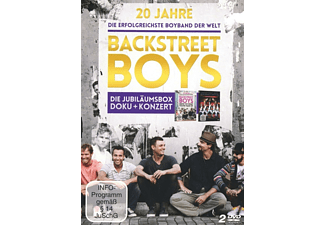 Backstreet Boys - 20 Jahre Backstreet Boys - (DVD)