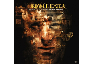 Dream Theater - Metropolis Part 2: Scenes From A Me [Vinyl]