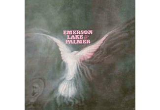 Emerson, Lake & Palmer - Emerson,Lake & Palmer - (CD)