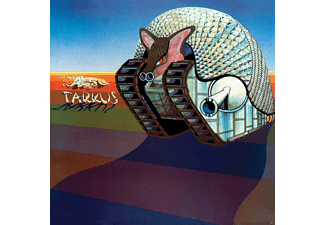 Emerson, Lake & Palmer - Tarkus - (CD)