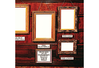 Emerson, Lake & Palmer - Pictures At An Exhibition - (CD)