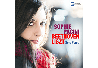 Sophie Pacini, VARIOUS - Solo Piano - (CD)