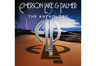 Emerson, Lake & Palmer - Anthology (1970-1998) - (CD)