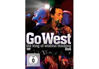 Go West - The Kings Of Wishfull Thinking-Live - (DVD)