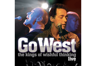 Go West - The Kings Of Wishful Thinking - (CD)