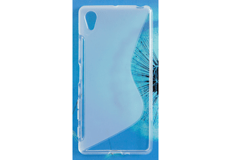 V-DESIGN PIC 026 Backcover Xperia X Transparent