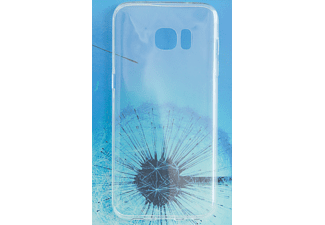 V-DESIGN PIC 004 Backcover Samsung Galaxy S7 Edge Thermoplastisches Polyuretan Transparent