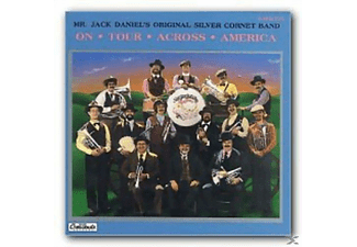 Mr. Jack Daniels' Original Silver Cornet Band - On Tour Across America - (CD)