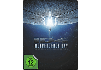 Independence Day (Steel-Edition/ Exklusiv) [Blu-ray]