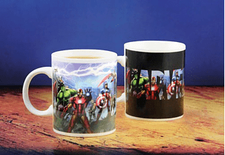 Marvel Thermoeffekt Becher