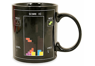 Tetris Thermoeffekt Becher