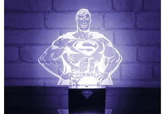 Superman Helden Licht