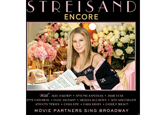 Barbra Streisand - Encore: Movie Partners Sing Broadway [Vinyl]