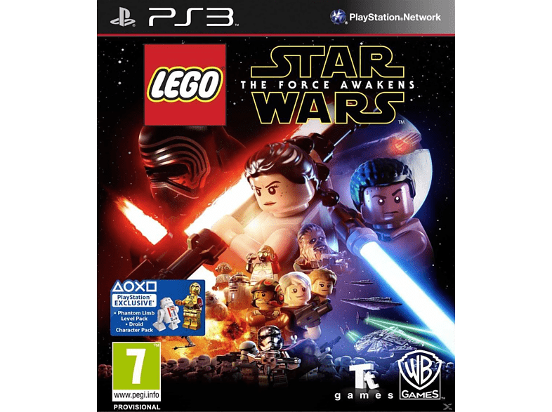 LEGO Star Wars: The Force Awakens PlayStation 3 gaming   offline sony ps3 παιχνίδια ps3 gaming games ps3 games