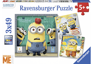 RAVENSBURGER Despicable Me Puzzle