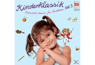 VARIOUS - Kinderklassik Vol. 3 [CD]