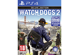 Watch Dogs 2 Deluxe Edition | PlayStation 4