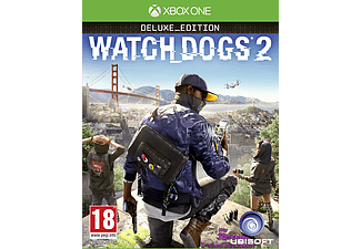 Watch Dogs 2 Deluxe Edition | Xbox One