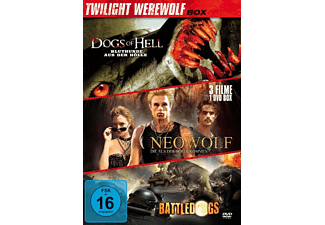 Twilight Werewolf (Box) [DVD]