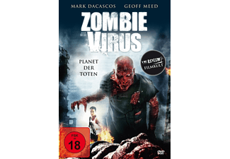 Zombie Virus-Planet der Toten [DVD]