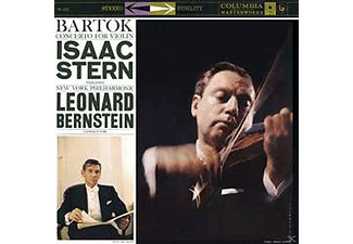 Isaac Stern, New York Philharmonic Orchestra - Concerto For Violin And Orchestra 2 - (Vinyl)