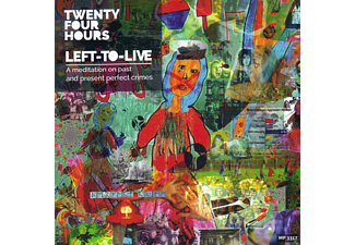 Twenty-four-hours - Left-To-Live - (CD)