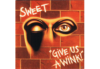The Sweet - Give Us A Wink (New Extended Version) - (CD)