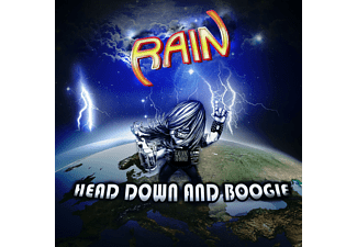 Rain - Head Down And Boogey - (CD)