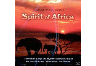 Fara Diouf, Michael Reimann - Spirit Of Africa - (CD)