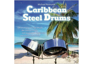 Michael Reimann - Caribbean Steeldrums - (CD)