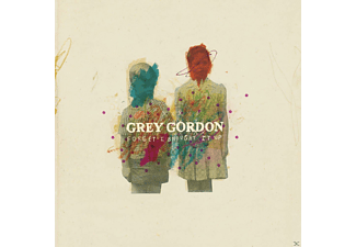 Grey Gordon - Forget I Brought It Up - (CD)
