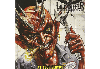 Lou Siffer And The Howling Demons - At Your Service [CD]