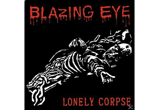 Blazing Eye - Brain / Lonely Corpse - (Vinyl)
