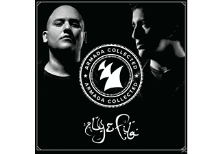 Aly & Fila - Armada Collected - (CD)