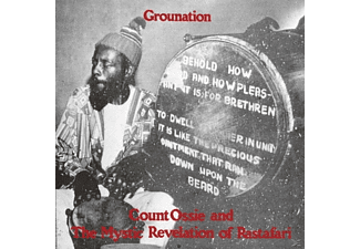 Count & The Mystic Revelation Of Rastafari Ossie - Grounation [CD]