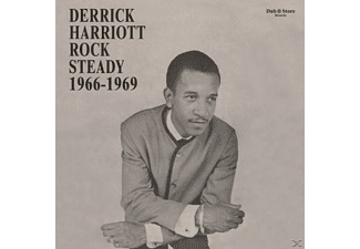 VARIOUS - Derrick Harriott Rock Steady 1966-1969 [Vinyl]