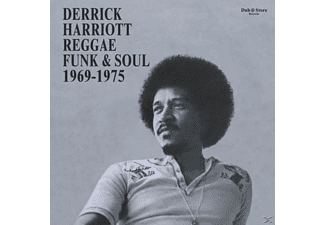 VARIOUS - Derrick Harriott Reggae,Funk & Soul 1969-1975 [CD]