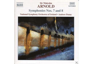 Malcolm Henry Arnold, Andrew/nsoi Penny - Sinfonien 7+8 - (CD)