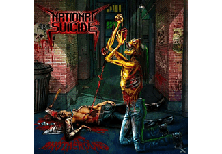 National Suicide - Anotheround - (CD)