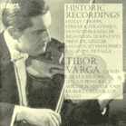 T Varga,G Moore,Diverse - Historic Recordings (CD) jetztbilligerkaufen