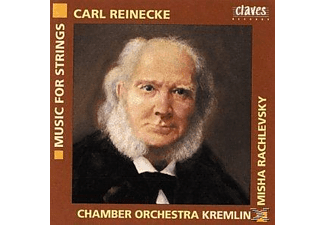 Chamber Orchestra Kremlin - Misha Rachlevsky - Music For Srings - (CD)