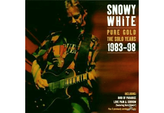 Snowy White - Pure Gold: Solo Years 1983-98 [CD]